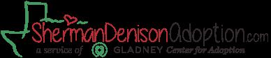 ShermanDenisonAdoption.com Logo